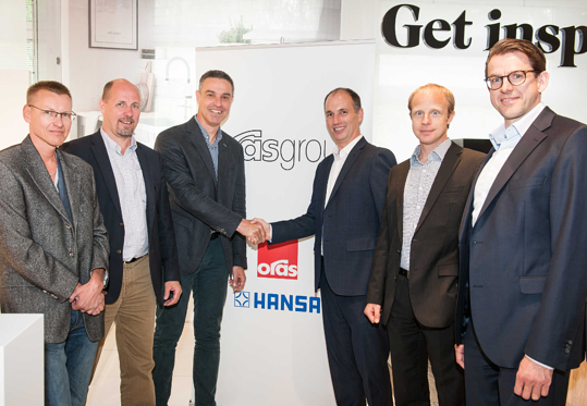 Oras Group invests in digitalization buying Swiss company Amphiro