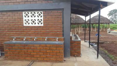 Iyolwa school in Uganda